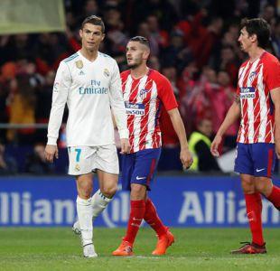 Barcelona el gran ganador: Atlético y Real Madrid no se hacen daño en el derbi
