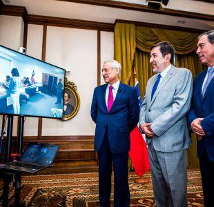 Cancillería supervisa inicio de votación de chilenos en el extranjero