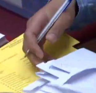 Elecciones comenzaron con voto en el exterior y llamado a votar de los candidatos