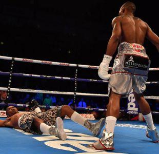 [VIDEO] Sudafricano logra KO más rápido de la historia en pelea por el título mundial