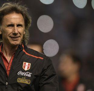 """Gareca se pone metas con Perú en el Mundial: """"No vamos a participar, sino a competir"""""""