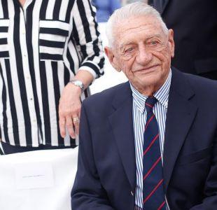 A los 92 años falleció ex comandante en jefe de la Fuerza Aérea, Fernando Matthei