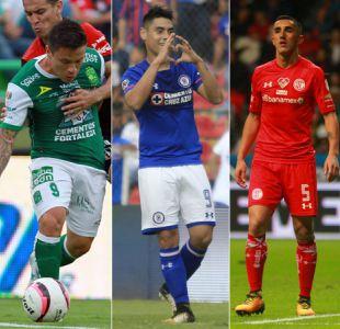 Once chilenos lucharán en playoffs por quedarse con el título del Apertura en México