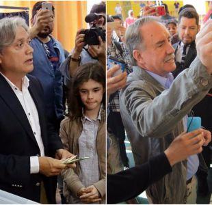 Navarro y Artés ya superaron votación de Tomás Jocelyn-Holt en 2013