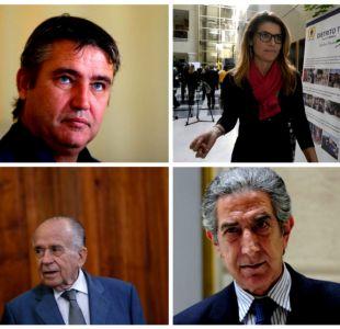 Las emblemáticas figuras políticas que no continuarán en el Parlamento