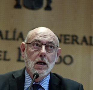 Fiscal General de España muere en una clínica en Buenos Aires