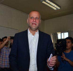 Elizalde es el único presidente de la NM que se impuso en las elecciones