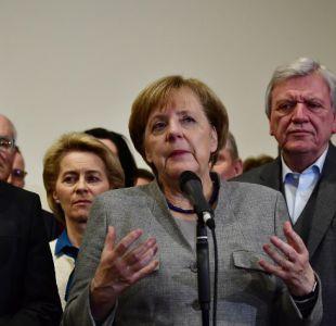 Futuro político de Merkel peligra por crisis sin precedentes en Alemania