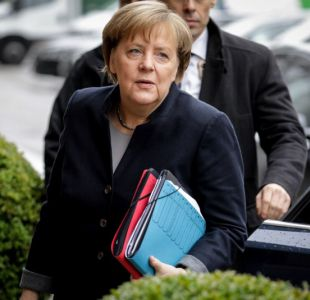 Angela Merkel, la canciller inamovible se tambalea