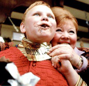 """El gran cambio del niño glotón de """"Charlie y la Fábrica de Chocolates"""""""
