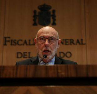 Llegan a Madrid restos mortales del fiscal español José Maza