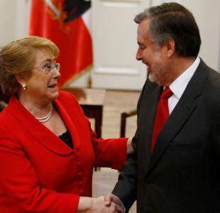 Diputados UDI acusan a Bachelet de intervencionismo electoral por reunión con Guillier