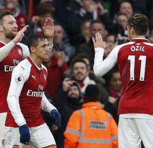 Nacho Monreal: Alexis Sánchez es el LeBron James de la Premier League