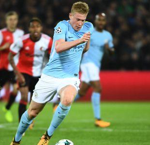 [Minuto a Minuto] Manchester City se mide ante Feyenoord en Champions League