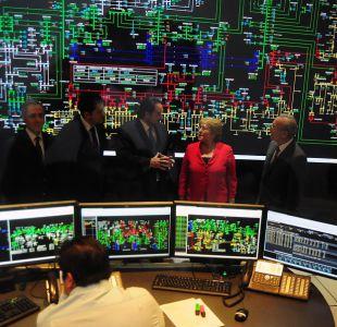 Bachelet inaugura nuevo Sistema Eléctrico Nacional: estas son sus claves