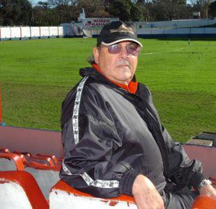 Fallece Luis Garisto, el histórico técnico de Cobreloa que salió campeón en el Monumental