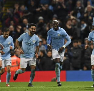 Manchester City mantiene su campaña perfecta en Champions League con agónico triunfo