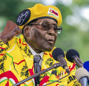 Las polémicas y reveladoras frases del presidente renunciado Robert Mugabe
