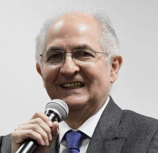 Venezuela: ONG acusa de detenidos por fuga de opositor Antonio Ledezma