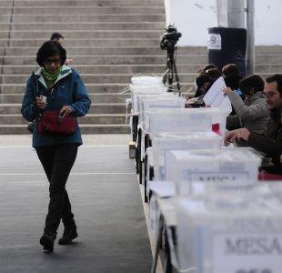 Servel y casos de mesas descuadradas: La gente no sabe sumar
