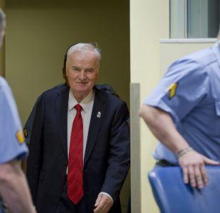Ratko Mladic recurrirá su condena a cadena perpetua