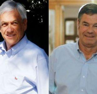 Piñera tras reunión con Ossandón: Nos pusimos de acuerdo en unir fuerzas para ganar la elección