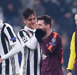 Champions: Barcelona avanza, Juventus con United deberán esperar y Atlético sigue vivo