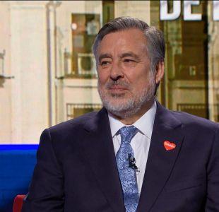 Alejandro Guillier es entrevistado por Don Francisco