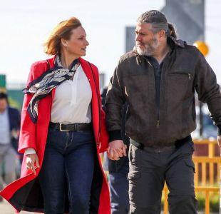 Marido de Carolina Goic está internado en Clínica Las Condes