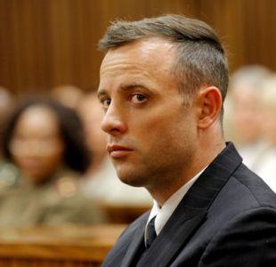 Justicia sudafricana duplica pena de Pistorius a más de 13 años de cárcel