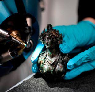 ¿Cómo es el único acelerador de partículas para analizar obras de arte como el que tiene el Louvre?