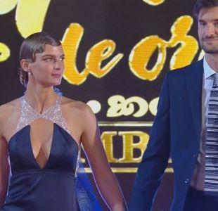 Josefina Montané y Darko Peric