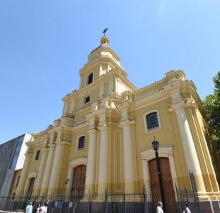 Reabren Parroquia Santa Ana luego del terremoto del 27-F