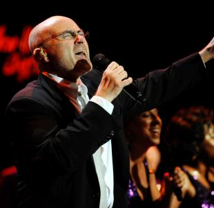 Phil Collins en Chile: 15 de marzo en Estadio Nacional