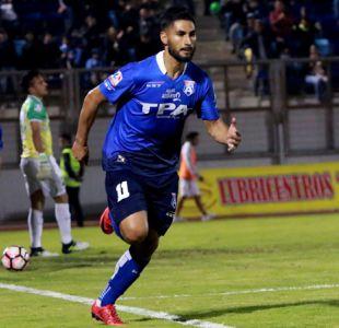 [VIDEO] Goles Primera B promoción: San Marcos vence en la ida a Unión La Calera