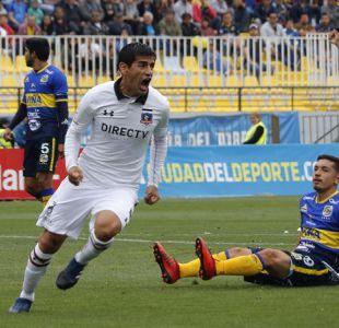 Everton no denunciará a Colo Colo esperando que la ANFP actúe de oficio contra Guede