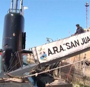[VIDEO] Así fue el momento en que encontraron el submarino argentino ARA San Juan
