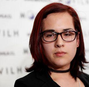 Hija de Marcela Aranda anuncia cambio legal de nombre y sexo