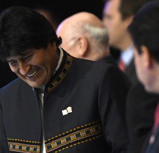 Tribunal Constitucional autoriza repostulación de Evo Morales en Bolivia