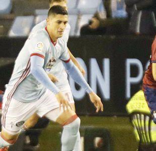 Buena jornada para los futbolistas chilenos en las Copas locales de Europa
