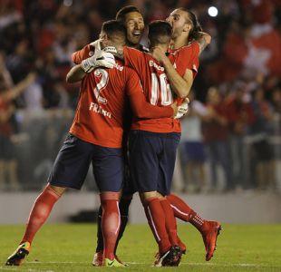 Independiente a la final: Elimina a Libertad y sueña con ganar otra vez la Sudamericana