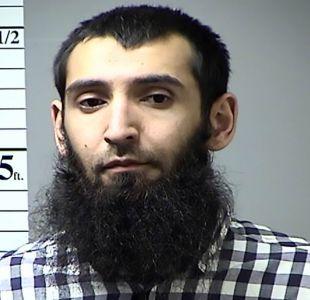 Sayfullo Saipov, acusado del ataque en Nueva York, se declara inocente