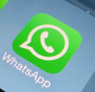 WhatsApp sufre caída masiva en vísperas de Año Nuevo