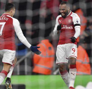 [Minuto  a Minuto] Arsenal goleó a Huddersfield con anotación de Alexis Sánchez
