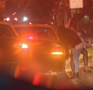 [VIDEO] Taxistas secuestraban a sus pasajeros