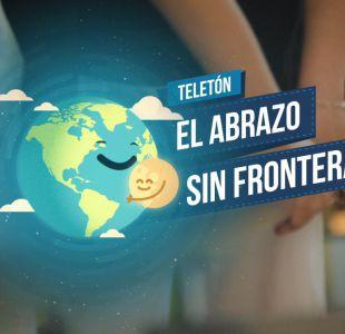[VIDEO] Reportajes T13 | Inmigrantes en la Teletón