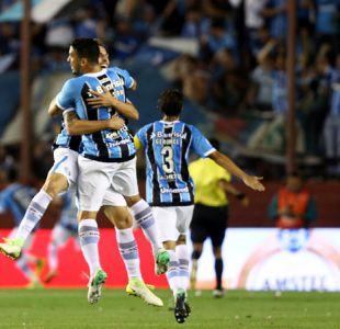 Gremio vuelve a vencer a Lanús y se proclama nuevo campeón de la Copa Libertadores