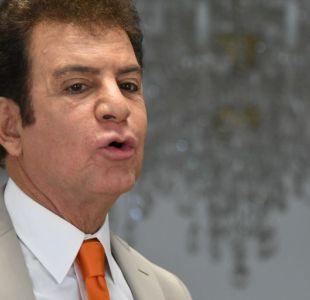 Salvador Nasralla no reconoce resultados del tribunal electoral en Honduras