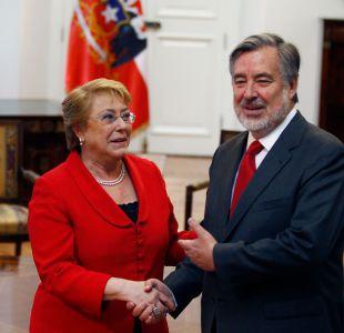 El desembarco de Bachelet en la carrera presidencial