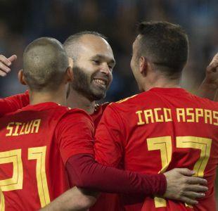 España, el gran cuco de los cabezas de serie de Rusia 2018